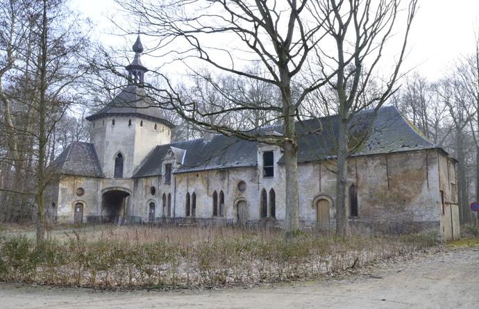 Foto van de Vlemicktoren Wijnegem