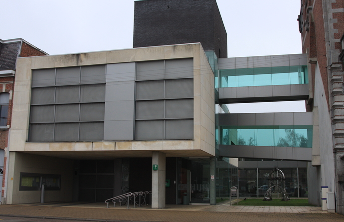 Foto: gemeentehuis Wijnegem